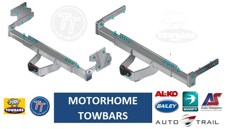 Motorhome towbars - widest selection of motor home tow bars