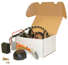 Vehicle specific electrical kit